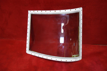 Beechcraft 65-A90 King Air PPG LH Heated Windshield PN 50-420069-33 (EMAIL OR CALL TO BUY)