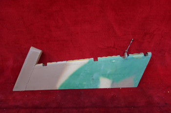 Cessna 337D LH Rudder PN 1431000-3  (EMAIL OR CALL TO BUY)