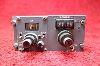 King KFS 580 ADF & COMM Control PN 071-1033-00