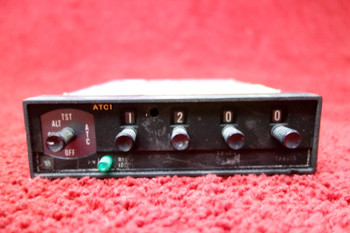 Bendix TR-661A ATC Transponder 14V PN 4000526-6104