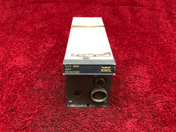 King Radio Corp KDF 800 ADF Receiver 27.5V PN 066-1016-01