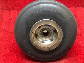 Condor, Parker Tire W/ Rim 6.00X6 PN 072-314-0, 26295-B1