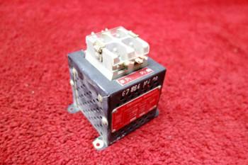 Electronique Aerospatiale 1301 Transformer 115V PN 67.864.104.00, 67-864-104-00