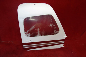 Piper PA-28-140 Cherokee RH Cabin Door PN 66657-00, 66657-000 (CALL OR EMAIL TO BUY)