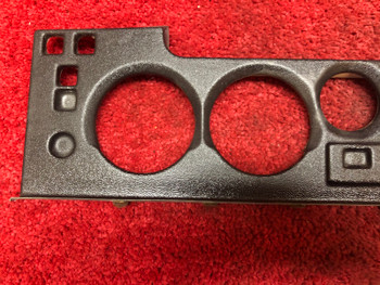 Piper  PA-28 Arrow Lower LH Instrument Panel Cover PN 67920-18, 67920-018