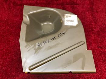 Piper PA-34 Seneca RH Baggage Compartment Panel PN 96803-00, 96803-000
