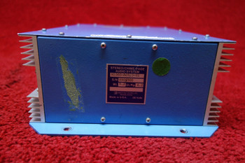 Baker Electronics Stereo/Chime/Page Audio System 28V PN M1060-A0915-01