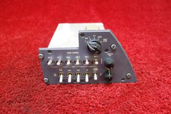 Av-Tech Corp Audio Control Panel 28V PN 1853-1