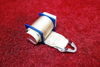 American Safety Inertia Reel Shoulder Harness Seat Belt PN 7360191-405, 58-380071-1