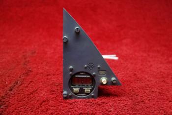 Gates Learjet, Davtron M877 Co-Pilot Control Panel W/ Chronometer PN 5418187-1