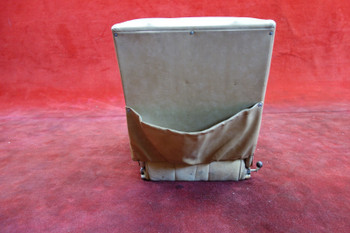 Beechcraft 95 Travel Air Pilot Seat PN 35-534369-1 (CALL OR EMAIL TO BUY)