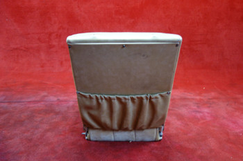 Beechcraft 95 Travel Air Co-Pilot Seat PN 35-534369-2 (CALL OR EMAIL TO BUY)