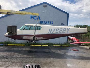 Piper PA-30 Twin Comanche Fuselage
