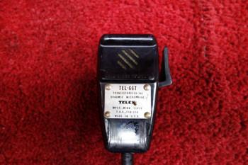 Telex Transistorized   Dynamic Microphone PN TEL-66T