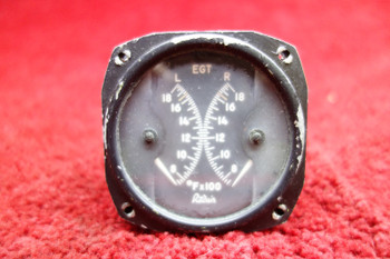 The Lewis Engrg. Co. Thermocoupler Temperature Indicator PN 76B700