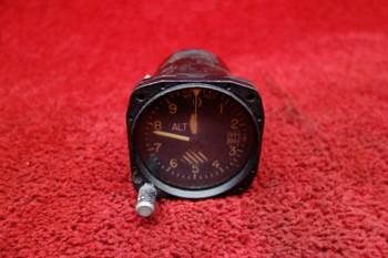 Mac Leod Instrument Corp Altimeter Pressure Indicator PN 12003