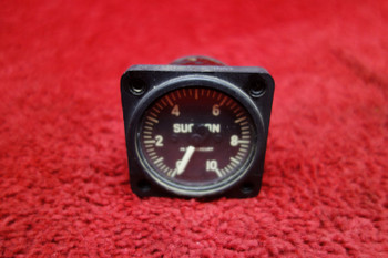 Manning Maxwell & Moore AN5771-5 Suction Gage Indicator PN 6704-185
