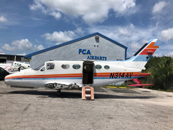 1977 Cessna 414 Fuselage Airframe(CALL OR EMAIL TO BUY)