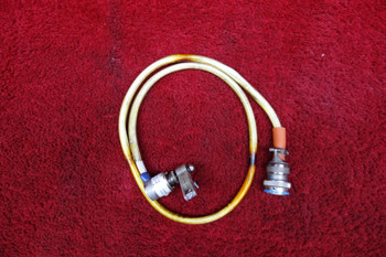 Micro  Switch Landing Gear Safety Switch and Harness PN 101-364628-3, 444EN49-6