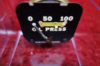 Oil Pressure Gauge PN 1508323, 1508325