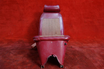 Piper PA-23-150 Apache LH Front Seat PN 19430-02, 19430-002 (CALL OR EMAIL TO BUY)