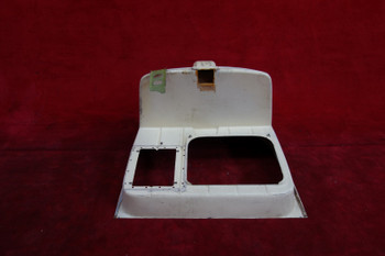 Piper PA-28 Rear Cabin Bulkhead Hat Rack  (CALL OR EMAIL TO BUY)