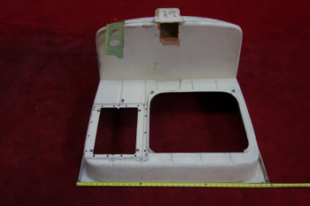 Piper PA-28 Rear Cabin Bulkhead Hat Rack PN 35461-00, 35461-002 (EMAIL OR CALL TO BUY)