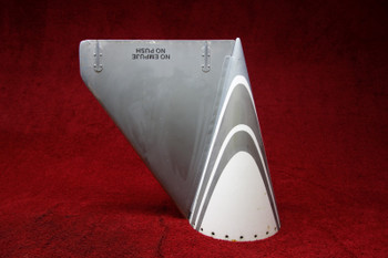 Gates Learjet 25D RH Tip Tank Tail Cone PN 2323064-1 (CALL OR EMAIL TO BUY)