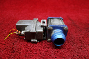 Gates Learjet, Circle Seal RT Fuel Transfer W/ Shutoff Valve 28V PN 5408500-608