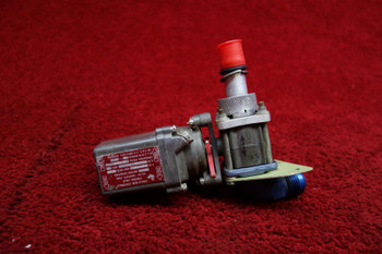 Circle Seal Controls Fuel Shutoff Valve 28V PN P40-791, 660035-5-2