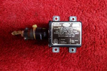 Fenwal Detecting System Overheat Control Unit 28V PN 35008-12