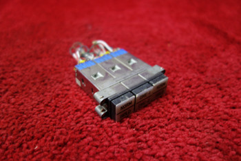 Korry Control Panel 28V PN 308-607-6113-004, 81590-9031, 308-6113-004, 34C12