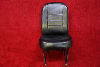 Piper PA-28-140 Cherokee Front Seat PN 68059-06, 68059-006 (CALL OR EMAIL TO BUY)