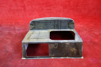 Piper PA-28-140 Cherokee Rear Cabin Bulkhead Hat Rack PN 66670-00, 66670-000 (CALL OR EMAIL TO BUY)