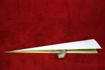 Beechcraft 76 Duchess Dorsal Fairing W/ Duct PN 105-440000-59 (CALL OR EMAIL TO BUY)