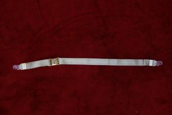 C&M Marine Aviation  Universal Gold Plated Seat Belt PN CMM7-AQ00B0B01-51PDB