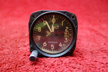 Aerosonic Type I Pressure Altimeter PN 101720-01694