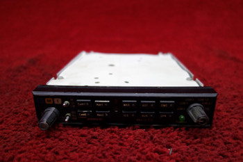 Bendix/King KMA28 Audio Selector Panel PN 066-01176-0101