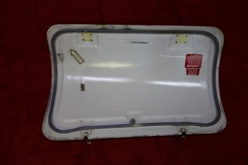 Cessna 414A LH Nose Baggage Door PN 5113013-29 (CALL OR EMAIL TO BUY)