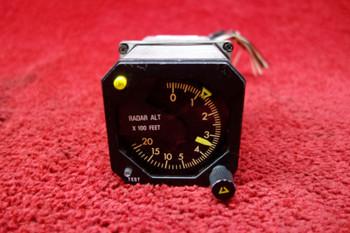 King KNI 415 Radar Altimeter Indicator PN 066-3031-01