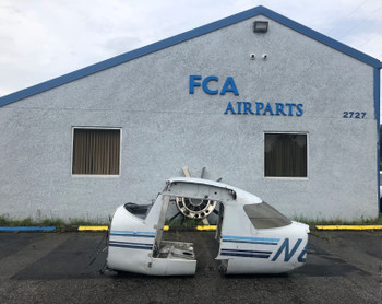 1965 Cessna 150F Fuselage Airframe (CALL OR EMAIL TO BUY)
