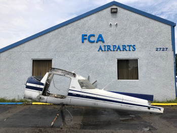 1971 Cessna 150L Fuselage Airframe (CALL OR EMAIL TO BUY)