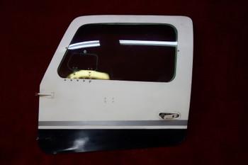 Beechcraft 76 Duchess LH Cabin Door PN 105-420015-605 (CALL OR EMAIL TO BUY)