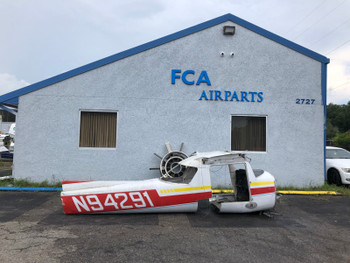 1982 Cessna 152 Fuselage Airframe (CALL OR EMAIL TO BUY)