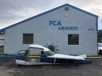 1967 Cessna 150H Fuselage Airframe (CALL OR EMAIL TO BUY)