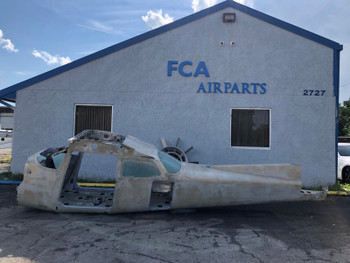 Cessna 172 Fuselage Airframe (CALL OR EMAIL TO BUY)