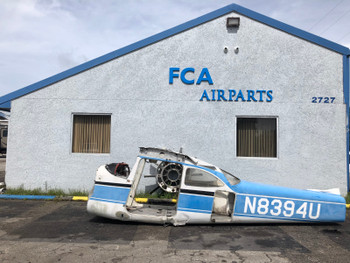 1964 Cessna 172F Fuselage Airframe (CALL OR EMAIL TO BUY)