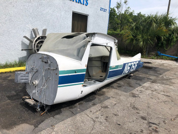 1966 Cessna 150F Fuselage Airframe (CALL OR EMAIL TO BUY)