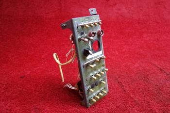 Circuit Breaker Switch Panel PN 5618029-9