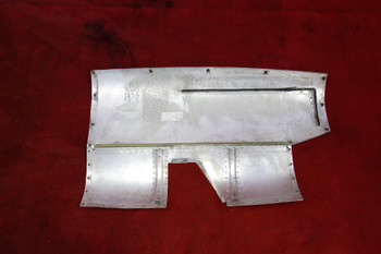 Cessna 421 LH Upper OUTBD Cowl Door & Panel, PN 5052020-201 (CALL OR EMAIL TO BUY)